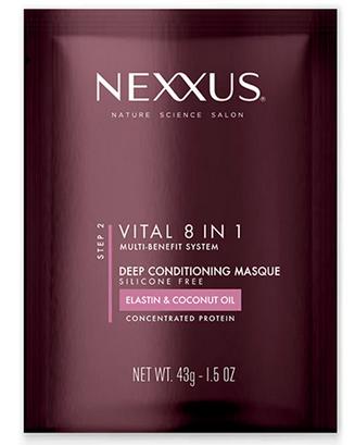Nexxus Hair Masques