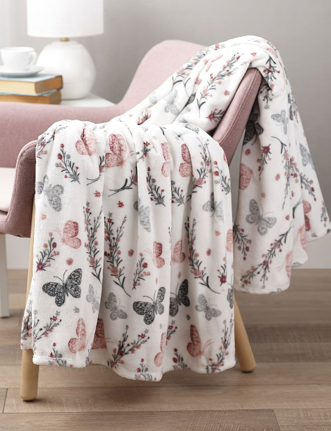 Charming Throws