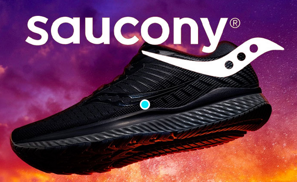 FREE Saucony Stickers