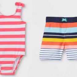 Cat & Jack Kids Swimwear from $6 on Target.com