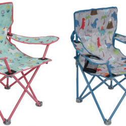 Crckt Folding Camp Chair for Kids