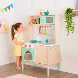 B. Toys Wooden Mini Chef Kitchenette