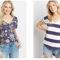 Maurices Tees