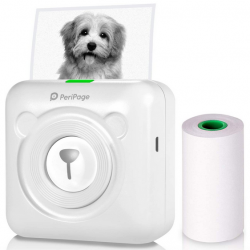 Aibecy Mini Wireless Photo Printer