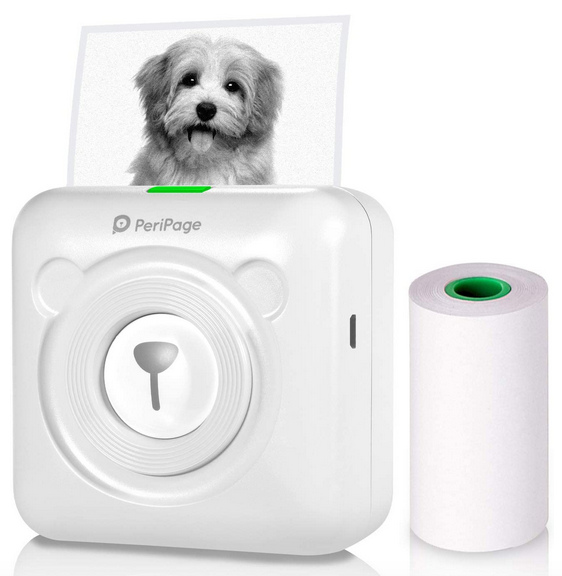 Aibecy Mini Wireless Photo Printer