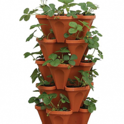 Smart Spring Stackable Planters