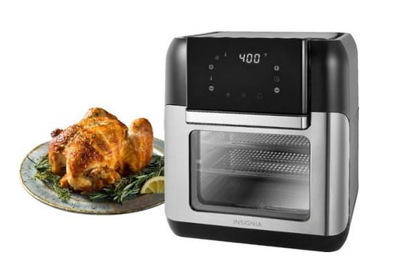 Insignia 10 Quart Digital Air Fryer Oven