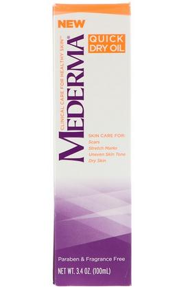 Mederma Quick Dry Oil (100 ml)