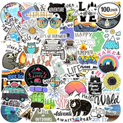 Outdoors/Camping Stickers