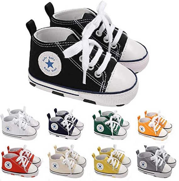 Baby & Toddler Slip On Canvas Sneakers