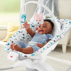Fisher-Price 2-in-1 Soothe 'n Play Ocean Sands Glider