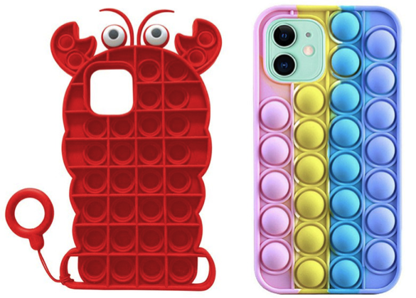 Push Pop Phone Cases