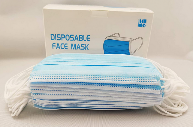This is a great price on face masks!