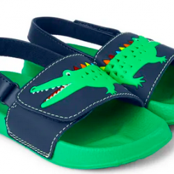 Boys Alligator Slides