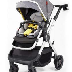 Diono Quantum2, 3-in-1 Luxury Multi-Mode Stroller