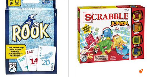 Games From Hasbro