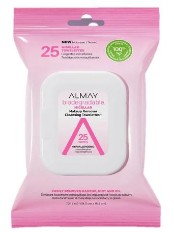 Almay Makeup Removers