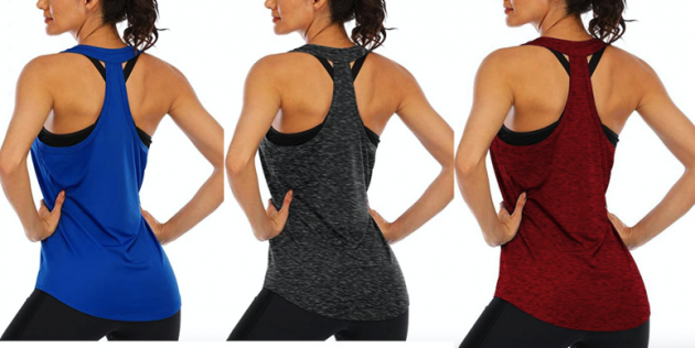 ICTIVE Workout Tank Tops