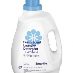 Smartly Laundry Detergent, 100 oz