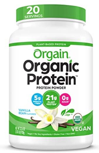 Orgain Powder