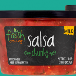 FREE Fresh Cravings Salsa Printable Coupon