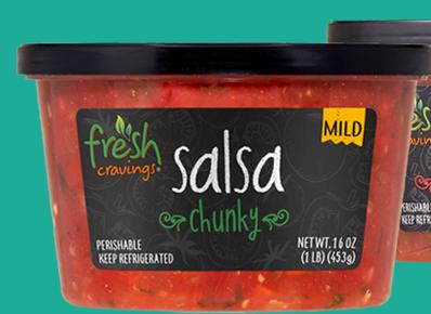 FREE Fresh Cravings Salsa Printable Coupon