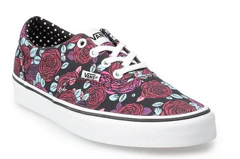Vans Women's Skate Shoes from $21.59
