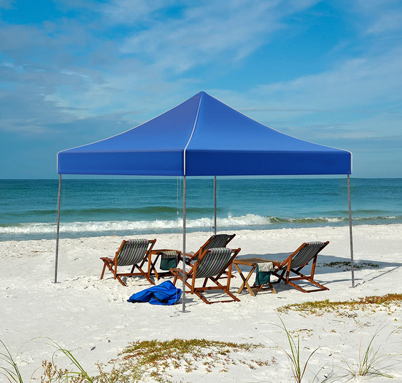 10x10 Instant Set Up Canopy Tent only $55.98 shipped (Reg. $94!) | Money Saving Mom®