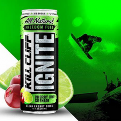 Kill Cliff Energy Drink