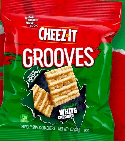 Cheez-It Grooves