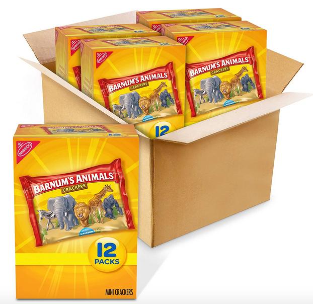 Barnum's Original Animal Crackers
