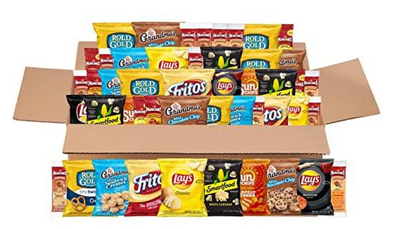 Frito-Lay Sweet & Salty Snacks Variety Box