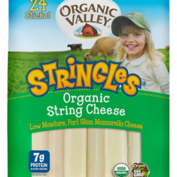 Organic Valley Cheese Strings