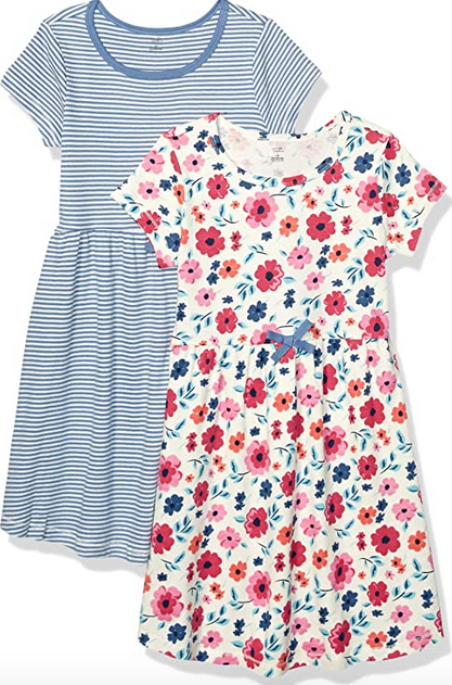 Touched by Nature Girls, Toddler, Baby and Womens Organic Cotton Short-Sleeve