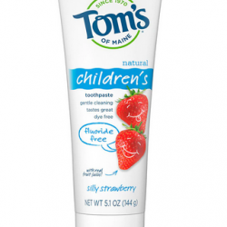 Tom's of Maine Kids Toothpaste Only $1.33