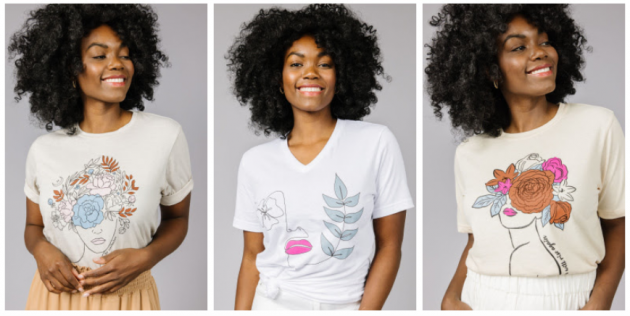 Root For Each other Graphic Tees