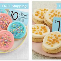 Cheryl's cookie samplers
