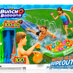 Bunch O Balloons Water Slide Wipeout