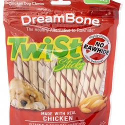 Dreambone Twist Sticks