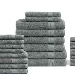 24-Piece Towel Sets