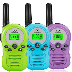 Kids Walkie Talkies 3 Pack