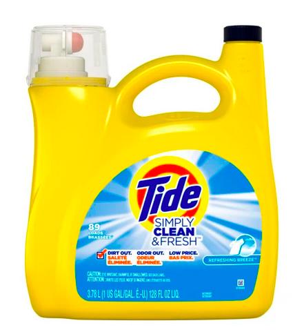 Tide® Simply Clean & Fresh Liquid Laundry Detergent