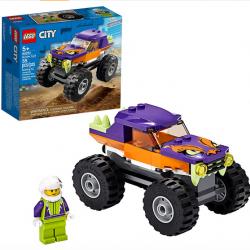 LEGO City Monster Truck Playset