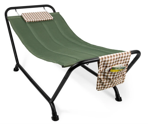 Outdoor Patio Hammock with Stand