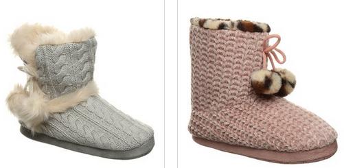 BEARPAW Soft-Sole Slippers