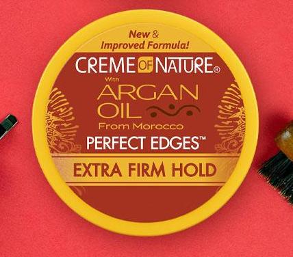 FREE Sample of Creme of Nature Perfect Edges Hair Gel