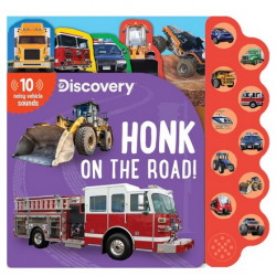 Honk on the Road! 10-Button Sound Board Book