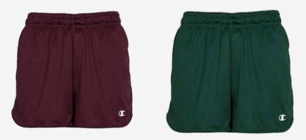 Champion Women's Raceday 3-inch Shorts
