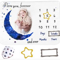 Milestone Blanket,Baby