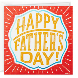 FREE Father's Day Cards 2-Count